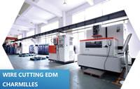 06 Machining Center, Wire Cutting EDM Charmilles