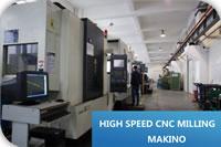 11 Machining Center, High Speed CNC Milling Makino