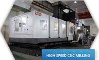 12 Machining Center, High Speed CNC Milling Wele