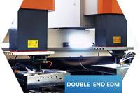 13 Machining Center, Double End EDM