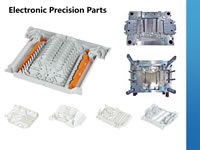 22 Injection Moulds for Electronic Precision Parts
