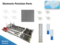 23 Injection Moulds for Electronic Precision Parts, Medical Devices