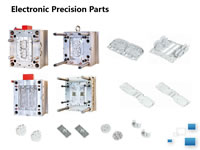 23 Injection Moulds for Electronic Precision Parts