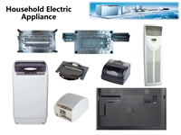 28 Injection Moulds for Household Electric Appliances