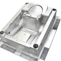 Household Product Mould Beach Chair Injection Mould