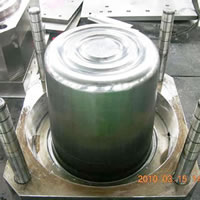 Household Product Mould Plastic Basket Injection Mold