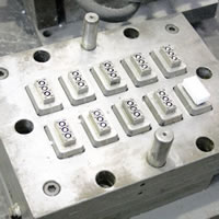 Toy Mould ODM Custom Made Plastic Cartoon Toy Mould