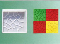 Choi Color Tile Brick Mold 06