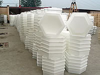 Hexagon Revetment Mould 04