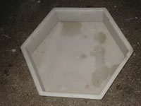 Hexagon Revetment Mould 05