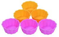 The Silicone Cake Cup 10
