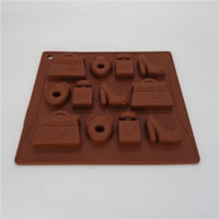 The Silicone Mould 11