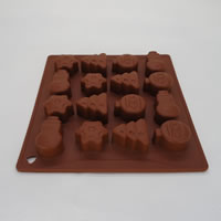 The Silicone Mould 14