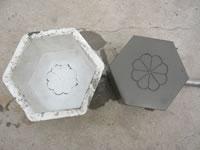 Hexagon Mould 11