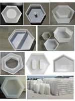 Hexagon Mould 13