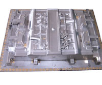Molding Line Mold 01
