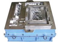 Cylinder Under Low Pressure Casting Mold 01