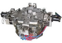 Gearbox Shell Die Casting Mould 3550T01