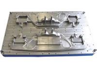 Railway Locomotive Mould Frame Model Line