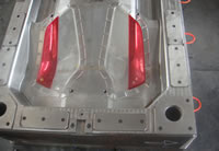 Car Front And Rear Lights