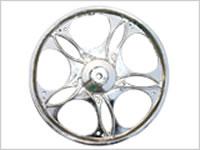Magnesium Alloy Electric Wheel Hub 01