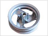 Magnesium Alloy Motorcycle Wheel Hub