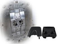 Flash Cover Mould