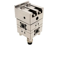 EROWA Compatible Chuck EROWA Compatible ER008856 Rotatable Pendulum Vise