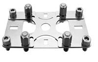 EROWA Compatible Components EROWA Centering Plate 50x90mm