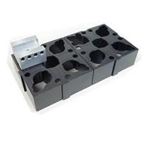 EROWA Compatible Components EROWA System Stand Plastic Rack