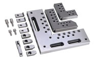 Wire EDM Workholding Fixture Vise Wire EDM Fixture Clamping Kit Manufacturer