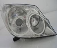 Car LED Lamp Mould