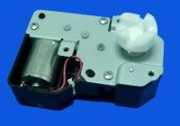 Plastic Gear Reducer 01