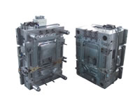 Home Appliances Mould The Washing Machine Top Box