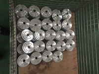 Pressure Foot Aluminum Parts 01