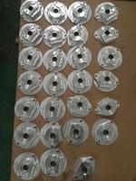 Pressure Foot Aluminum Parts 02