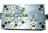 One Cavity Mould 06