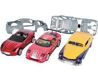 Automobile Parts Zinc Alloy Simulation Toy Car