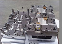 Injection Mould Plastic Injection Mould 01