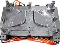 Automotive Mould Automotive Interiors Shutter Mold