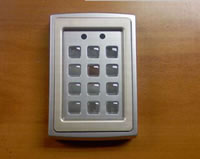 Access Control Machine Mould