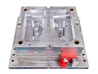 The Door Button Plate Mould