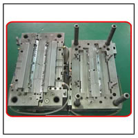 Metal Plastic Mold 01