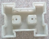 Slope Protection Brick Mold