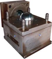 Injection Mold 2 Shot Making HASCOD MELKM Standard