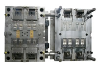 Injection Mold Customized Tool Handles Mould Making