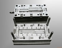 Injection Mold Single Multi Cavity With High Precision