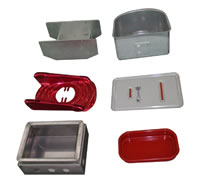 Stamping Metal Products Stamping Products 02