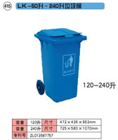 Trash Can Mould