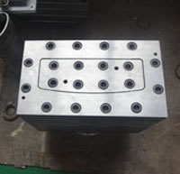 Perforated Pipe Series Mold 01